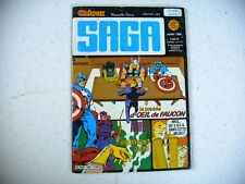 BD - OMBRAX SAGA n° 246 - 1986