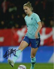 Netherlands Vivianne Miedema Autographed Signed 8x10 Photo reprint