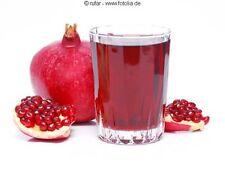 6 x 1 Liter Granatapfelsaft (Glasflasche), 100% Direktsaft