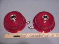 1955 FORD OR T-BIRD STYLE BLUE DOT L.E.D. TAIL LIGHTS  12 VOLT-1 PAIR