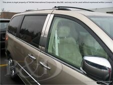 CHRYSLER TOWN & COUNTRY CHROME PILLAR POSTS FITS 2008-2012 4 PC