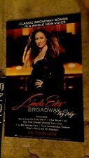 LINDA-EDER-BROADWAY-my-way-1POSTER-11X17INCHES-NMINT