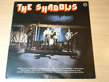 EX/EX- !! The Shadows/Self Titled/1975 Ember Explosion LP
