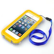 Waterproof Shockproof Dirtproof Iphone Case Cover For iPhone 4 4S 5 5S Yellow