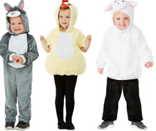 Toddlers Easter Costume Babies Kids Bunny Rabbit Chick Fancy Dress Outfit