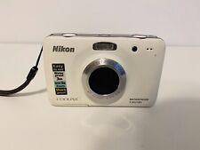 Nikon COOLPIX S30 10.1MP Digital Camera - White