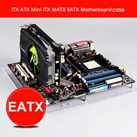 Mini ITX ATX MATX EATX Test Bench Open Air Case Motherboard Computer Frame Base
