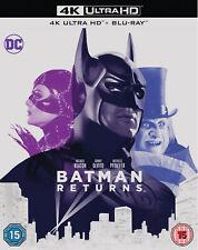 Batman Returns (4K Ultra HD + Blu-ray) Michael Keaton, Danny DeVito