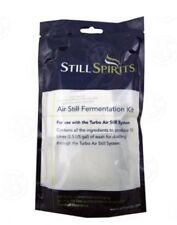STILL SPIRITS AIR STILL FERMENTATION KIT 2 Gallon Ingredients, Yeast, Nutrients