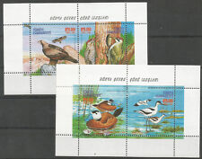 2000 TURKEY WORLD ENVIRONMENT DAY BIRDS BLOCK-48-49 MNH**