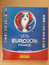 Panini Sticker Album UEFA Euro France 2016 Sammelalbum NEU