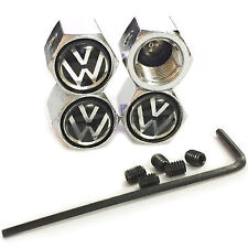 Volkswagen VW Tire Valve Caps Stem Emblem Car Volkswagon Wheel Anti-Theft NEW
