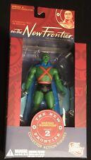 DC DIRECT UNIVERSE Martian Manhunter action figure JUSTICE LEAGUE New Frontier