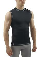 Base Layers Sleeveless Running Breathable Men's Activewear