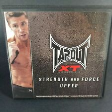 TAPOUT XT EXTREME TRAINING 2 DISC DVD WORKOUT upper plyo SHIPS FAST/FREE #8