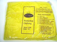 Durawear PVC Rainsuit Protective Clothing Style 1020 XL