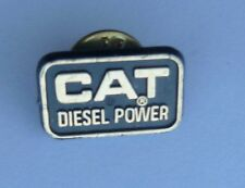 CAT Diesel Power Lapel Hat Souvenir PIN