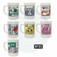 BTS BT21 Official Authentic Goods Giant Mug 550ml 18.5oz By YUYU + Tracking #