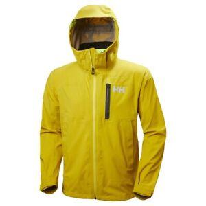 Helly Hansen Odin Skarstind Jacket - Men's NWT  XXL  Sulpher yellow
