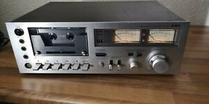 Aiwa ad-6400 Stereo Cassette Tape Deck