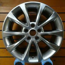 Ford Fusion 2016 2017 2018 17 Inch Factory Oem Wheel Rim Hyper Silver 10119