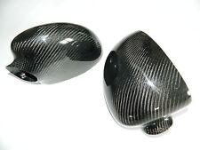 BMW E46 M3 M 3 Carbon Spiegelkappen Spiegel Mirror Cover Trim no Replacements