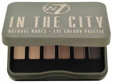 W7 Eye shadow Eye Shadow Palette In The City, In The Mood.