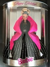 1998 Happy Holidays Barbie Doll Special Edition Mattel (Never Opened)