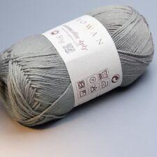 Rowan summerlite 4ply 422 Still Gris 50g lana ( Pro 100 g)