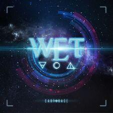 Earthrage - W.E.T. (2018, CD NEUF)