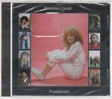 ROSSANA CASALE FRAMMENTI CD F.C. SIGILLATO!!!