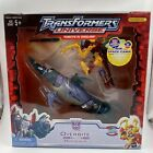 Transformers Universe Overbite Cyber Shark with Repugnus Set 2004 Hasbro