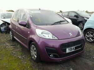 peugeot 107 2014 wheel bolt breaking for spare parts
