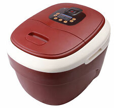 Carepeutic Ozone Waterfall Foot and Leg Spa Bath Massager KH2981015
