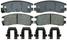 Disc Brake Pad Set-Ceramic Disc Brake Pad Rear ACDelco Advantage 14D698CH