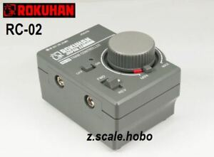 Rokuhan RC-02 Train Controller Power Pack *NEW USA DEALER $0 SHIP