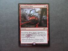 MAGIC THE GATHERING INCENDIARY FLOW X1 FNM FOIL