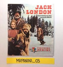 JACK LONDON Panini1975  - ALBUM Figurine-stickers FULL-COMPLETO - molto buono
