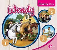 WENDY - (1)STARTER-BOX  3 CD NEU