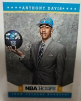 ANTHONY DAVIS New Orleans Hornets 2012-13 NBA HOOPS ROOKIE CARD RC #275 LAKERS
