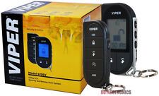 VIPER 5706 2-WAY CAR ALARM REMOTE START KEYLESS SYSTEM LCD PAGER 5706v/5706V