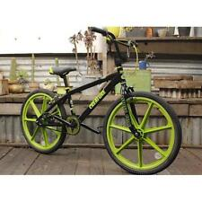 SE BIKES CREATURE 24 INCH BMX - RETRO BMX BIKE - CLASSIC LOOK  - GREEN 24 INC...