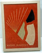"""""""ORAISONS"""" - André Malraux - Neuf - 1984 - N° 433 - lithographies originales"""