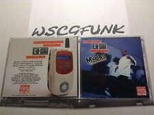 E-A-Ski - MyBad PROMO CD SINGLE OAKLAND G-FUNK CMT GANGSTA RAP 4TRK EA-SKI EASKI