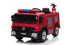 BabyCar Camion dei Pompieri Elettrico 12 Volt  Con Telecomando E Tanti Optional