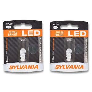 Sylvania ZEVO Rear Side Marker Light Bulb for Chevrolet Kingswood R10 xs