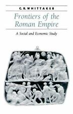 Frontiers of the Roman Empire: A Social and Economic Study (Paperback or Softbac