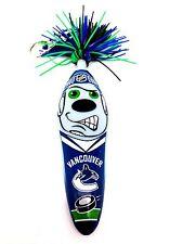 NHL Vancover Canucks Kooky Klicker Kollectible Pen Clip Authentic Serie 1 Key Go