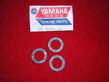 Yamaha TR2B/ TD3 / Early TZ250/350 Sump Drain Plug Gaskets.(3) Gen. Yamaha. B46F