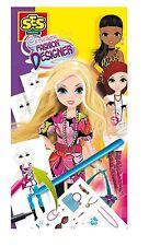 SES Creative Toys - Fashion Designer Set - 14872